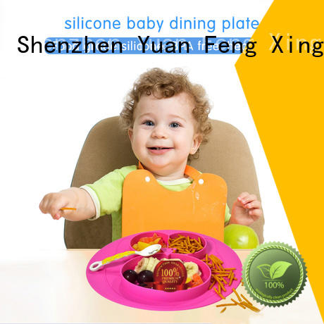 silicone placemat plate placemat for baby Mitour Silicone Products