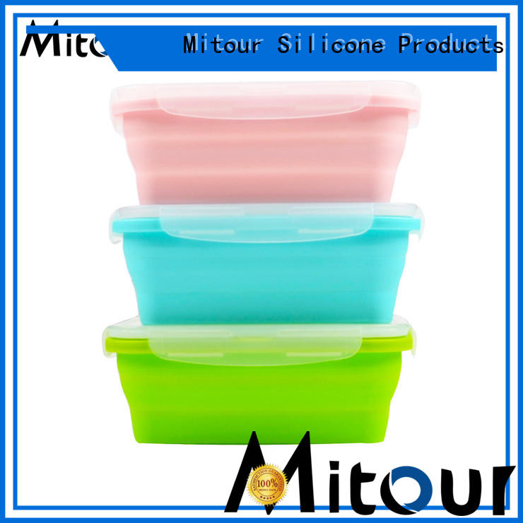 Mitour Silicone Products silicone personalized sippy cups lunch for baby