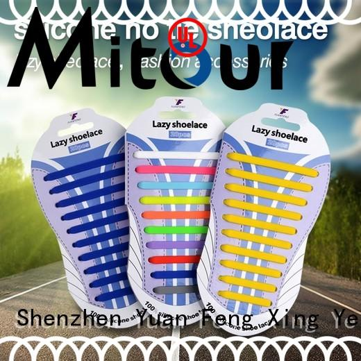 Mitour Silicone Products hot-sale mens shoe laces Suppliers for boots