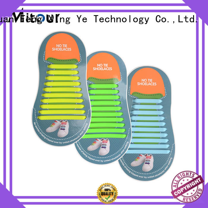 hot-sale silicone shoelaces for boots