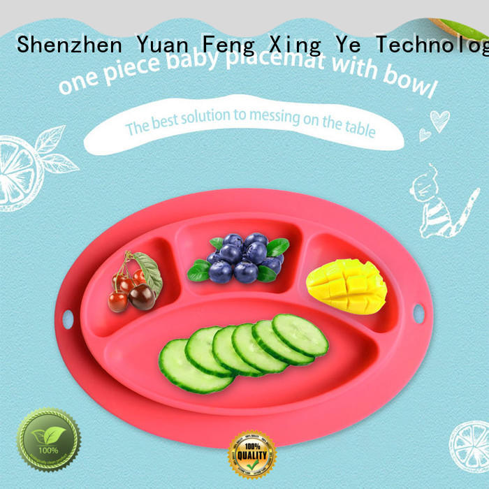 Mitour Silicone Products foldable placemat silicone placemat for baby