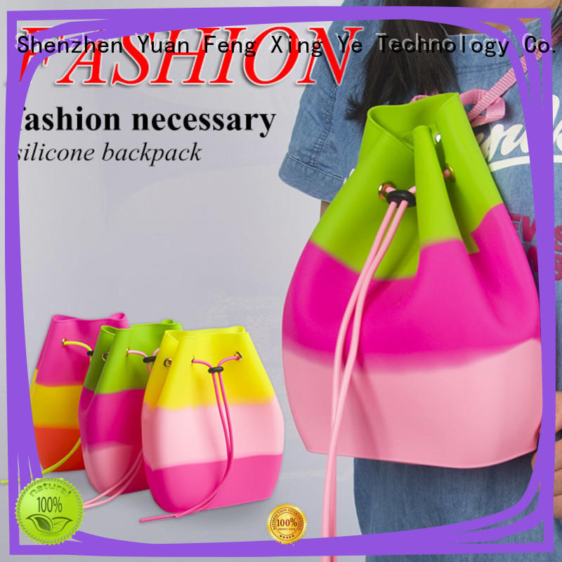 custom silicone bags backpack for school Mitour Silicone Products