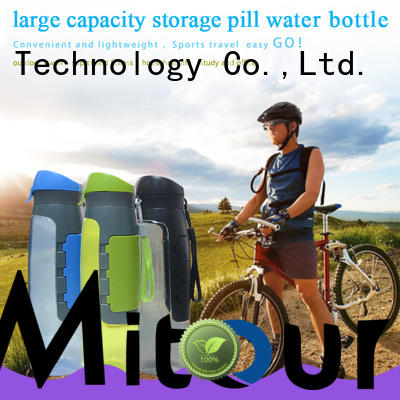 folding silicone cup for water storage
