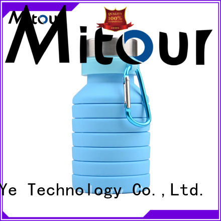 Mitour Silicone Products camouflage silicone bottle for wholesale for children