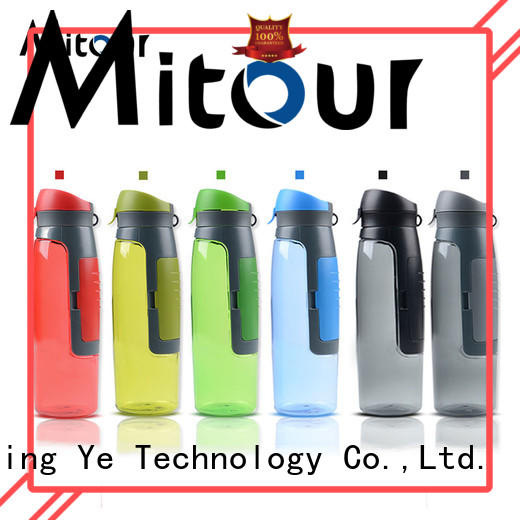 Mitour Silicone Products portable silicone squeeze bottle for wholesale for water storage