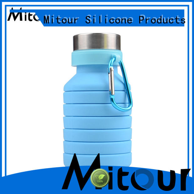 Mitour Silicone Products kettle silicone roll bottle for children