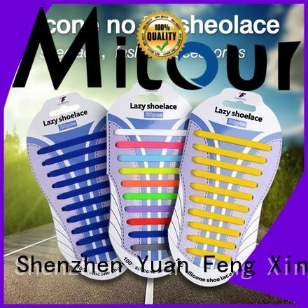 Mitour Silicone Products hot-sale silicone laces inquire now for boots