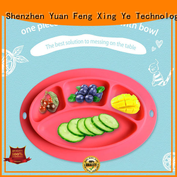 placemat silicone table mat lunch for baby Mitour Silicone Products