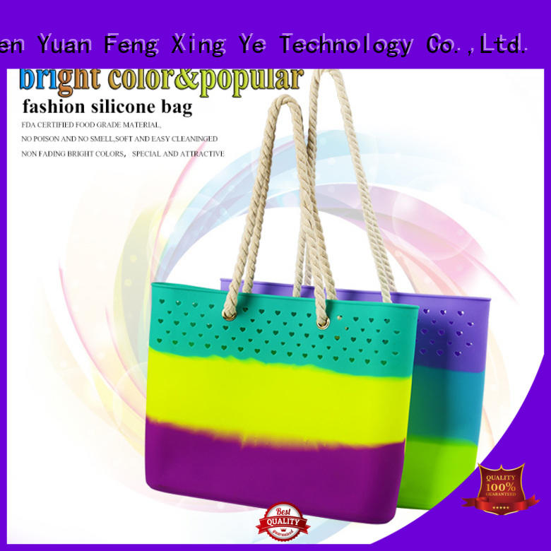 ODM silicone tote bag tote for trip Mitour Silicone Products