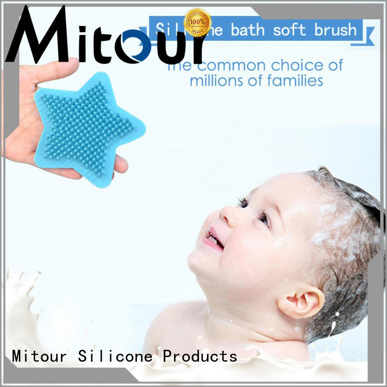 Mitour Silicone Products durable kitchen silicone brush company for baby