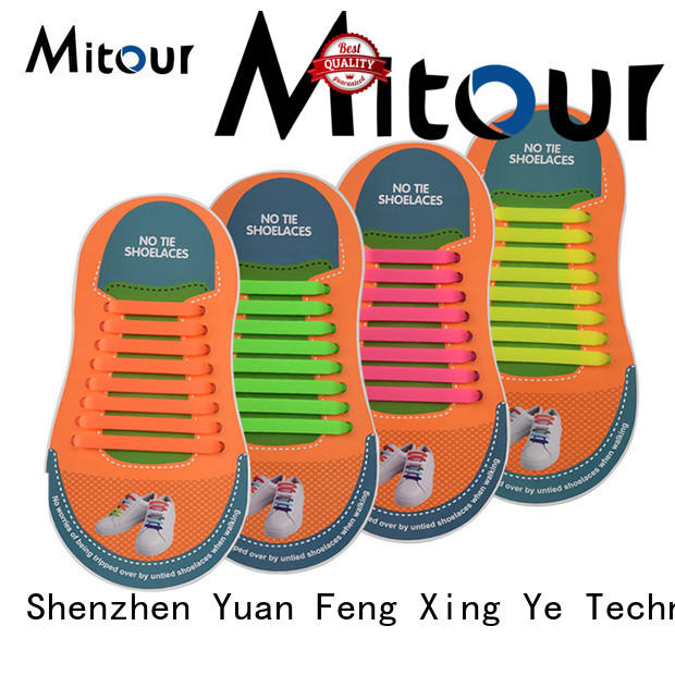 Mitour Silicone Products no tie shoelace silicone inquire now for child