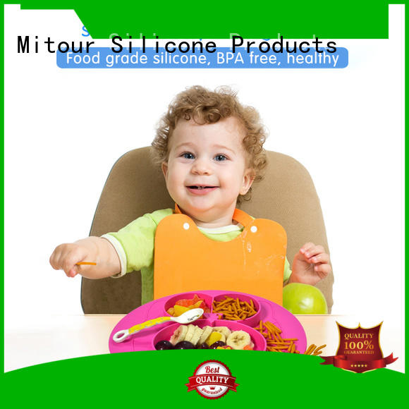 silicone placemat silicone placemat for children Mitour Silicone Products