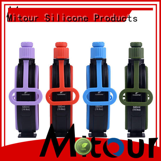 Mitour Silicone Products cup silicone roll bottle inquire now for water storage