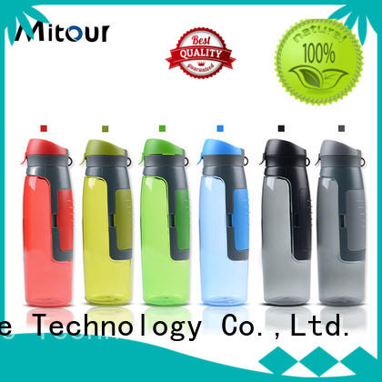 outdoor silicone foldable bottle purse for water storage Mitour Silicone Products