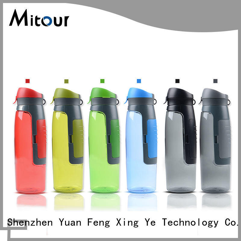 Mitour Silicone Products High-quality silicone collapsible bottle bulk production for children