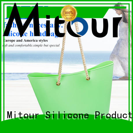 silicone silicone travel bag bag for boys Mitour Silicone Products