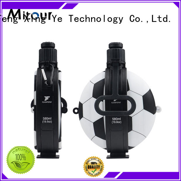 Mitour Silicone Products portable silicone travel bottles inquire now for water storage