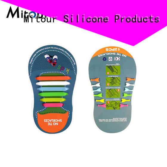 Mitour Silicone Products high-quality lazy laces company for boots