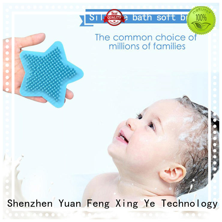 soft silicone brush cleaner for bath Mitour Silicone Products