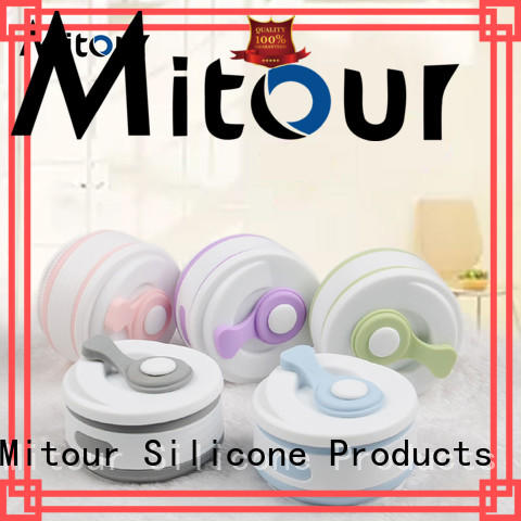 Mitour Silicone Products glass water bottle price inquire now for children