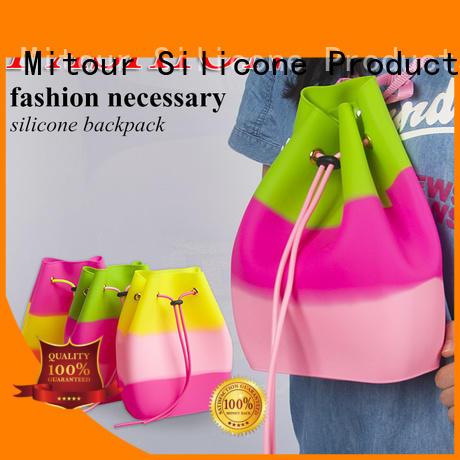shoulder silicone bags handbag for girls
