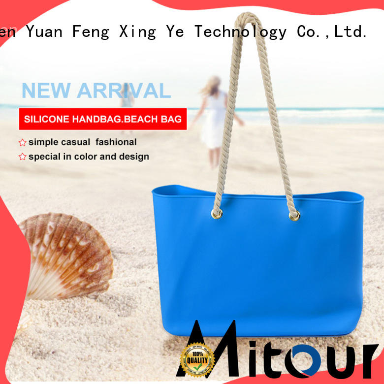 silicone bags OEM for travel Mitour Silicone Products
