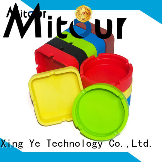 Mitour Silicone Products cheap car ashtray silicone for smoking