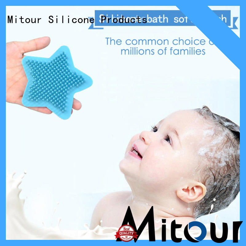 Mitour Silicone Products Wholesale silicone face brush Supply for bath