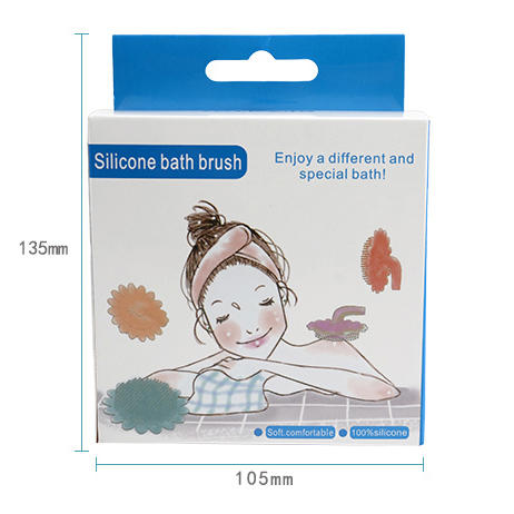Mitour Silicone Products functional silicone spin brush for business for bath-3
