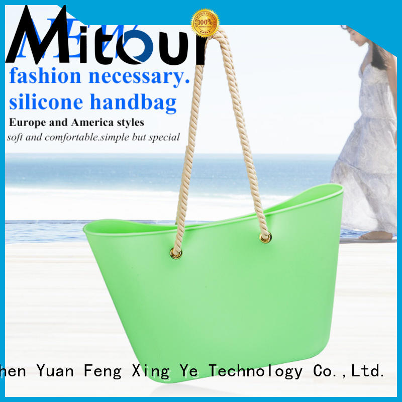 wholesale silicone bag ties shoulder for business for trip