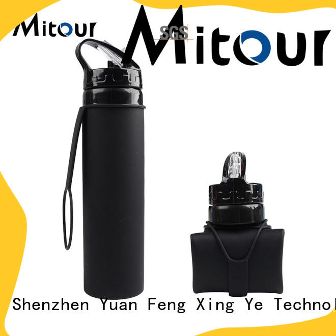 squeeze silicone kettle for water storage Mitour Silicone Products