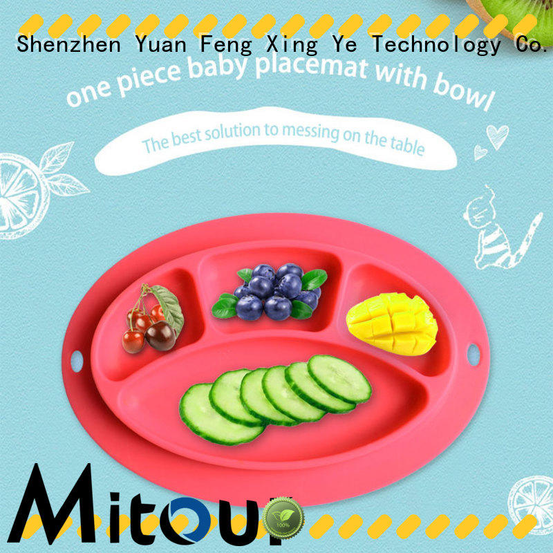 universal placemats for round table silicone for business for baby