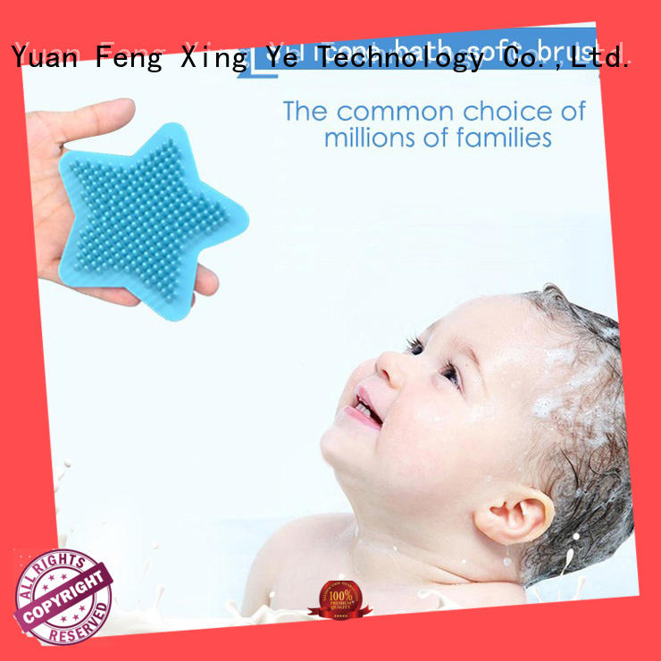 functional silicone brush cleaner functional for baby Mitour Silicone Products