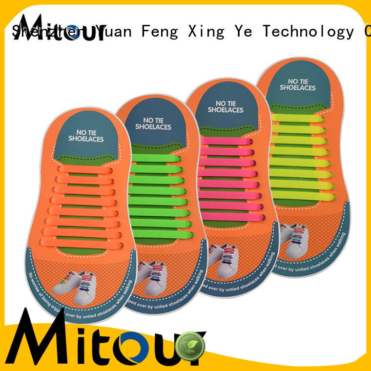 Mitour Silicone Products custom silicone shoelaces inquire now for boots
