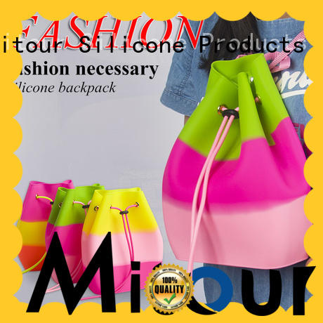 wholesale silicone shopping bag custom factory for girls