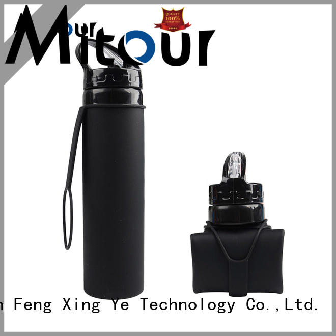 Mitour Silicone Products squeeze silicone bottle sleeve inquire now for water storage