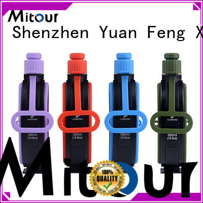 Mitour Silicone Products outdoor silicone travel bottles inquire now for water storage