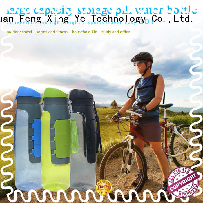 outdoor foldable silicone water bottle supplier for water storage Mitour Silicone Products