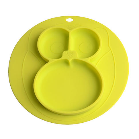 silicone silicone placemat for babies bulk production for children Mitour Silicone Products-3