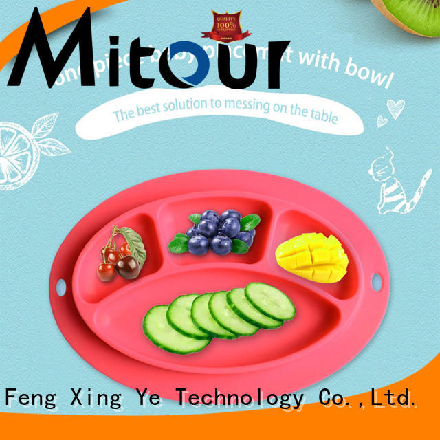 hot-sale silicone table mat silicone lunch for children