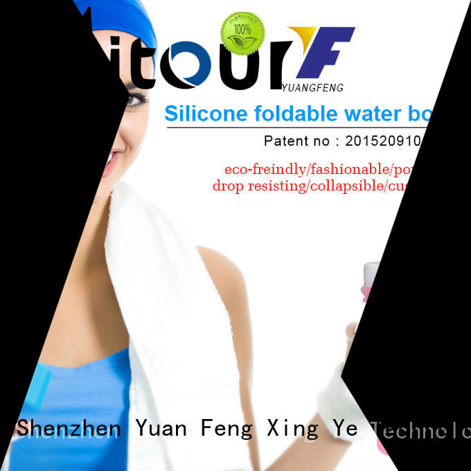 silicone bottle inquire now for children Mitour Silicone Products