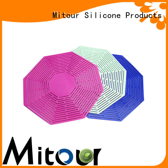 Mitour Silicone Products OEM silicone food pouch for trip