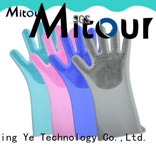 Mitour Silicone Products gloves best smoker gloves customization for kitchen