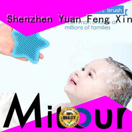 Mitour Silicone Products Custom best silicone brush Suppliers for bath