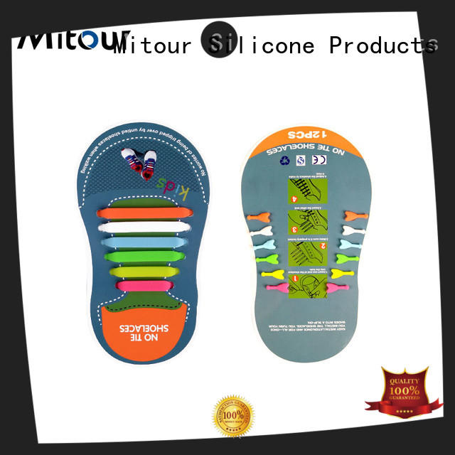 Mitour Silicone Products cheap silicone shoelaces inquire now for child