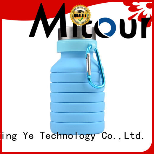 silicone milk bottle bulk production for children Mitour Silicone Products