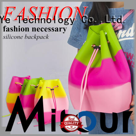Mitour Silicone Products OEM tote handbag factory for boys