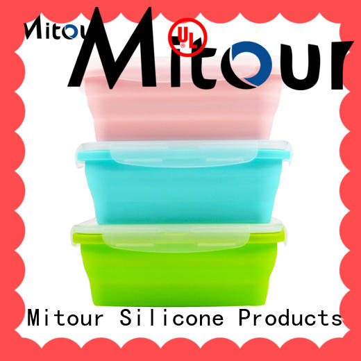 Mitour Silicone Products silicone silicone kids placemat for children