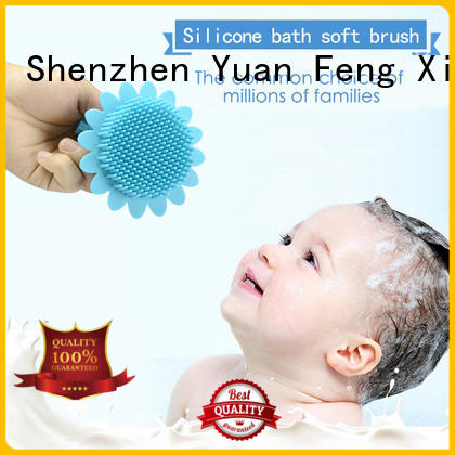 silicone face brush for bath Mitour Silicone Products