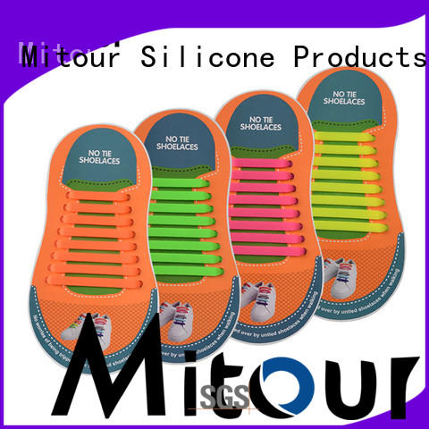 shoelace silicone for boots Mitour Silicone Products